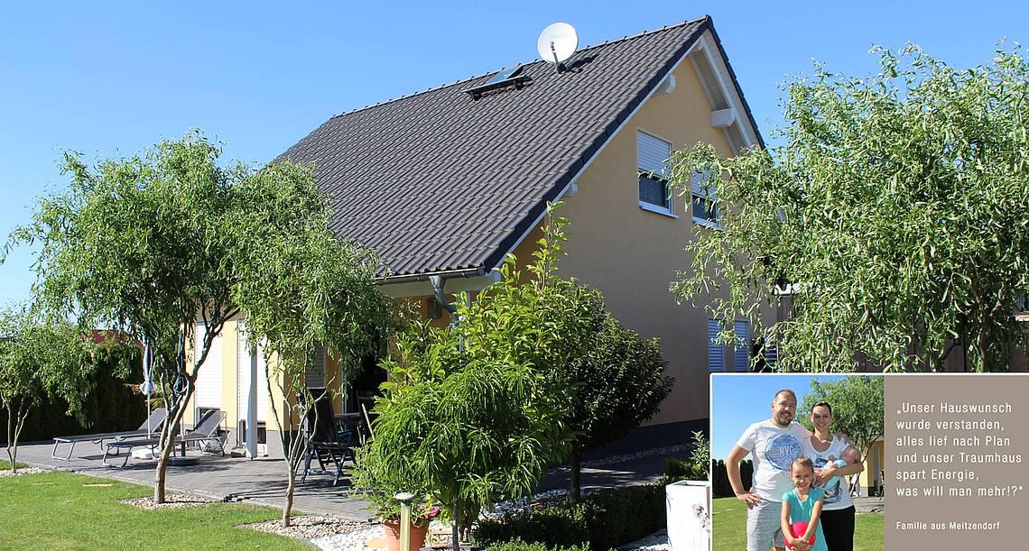 Hausbau mit Kern-Haus in Barleben