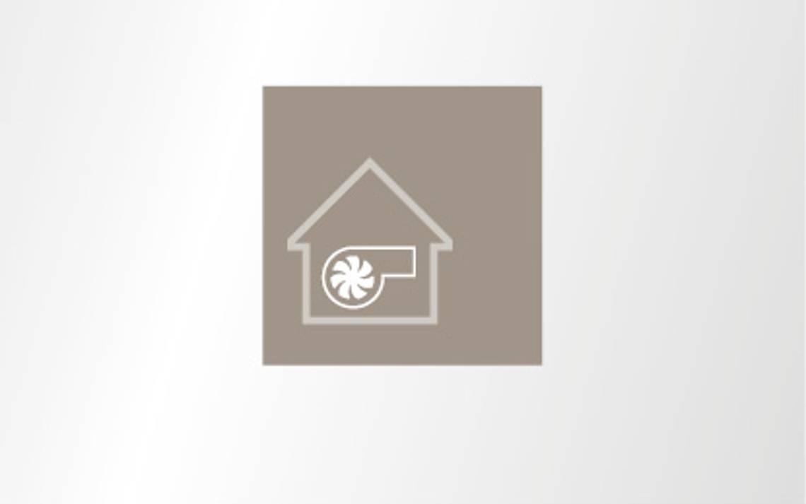 Leistungsbaustein Blower-Door-Test