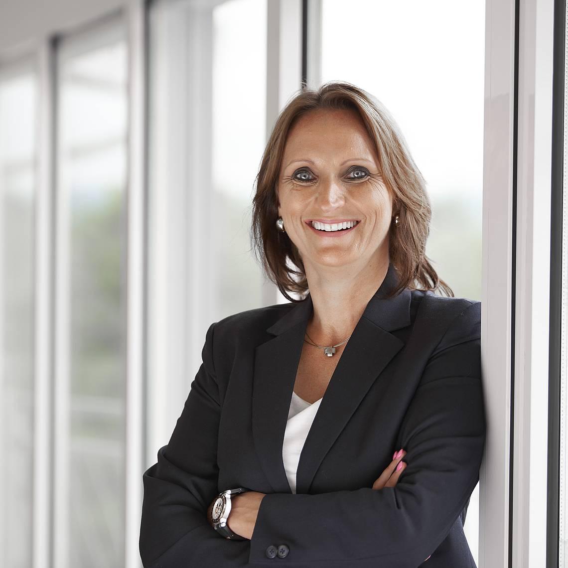 Marina Neuhaus, Geschäftsführerin Kern-Haus Köln-Bonn