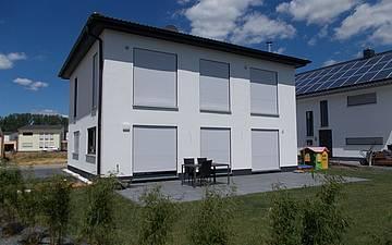 Kern-Haus-Stadtvilla Signus in Dettenheim-Rußheim
