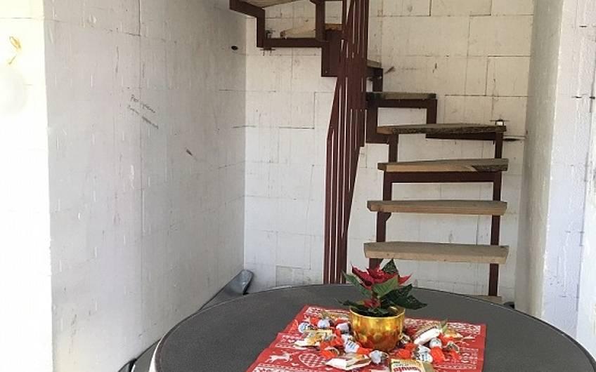 Rohbaufest in der individuell geplanten Doppelhaushälfte Twin XL von Kern-Haus in Bammental
