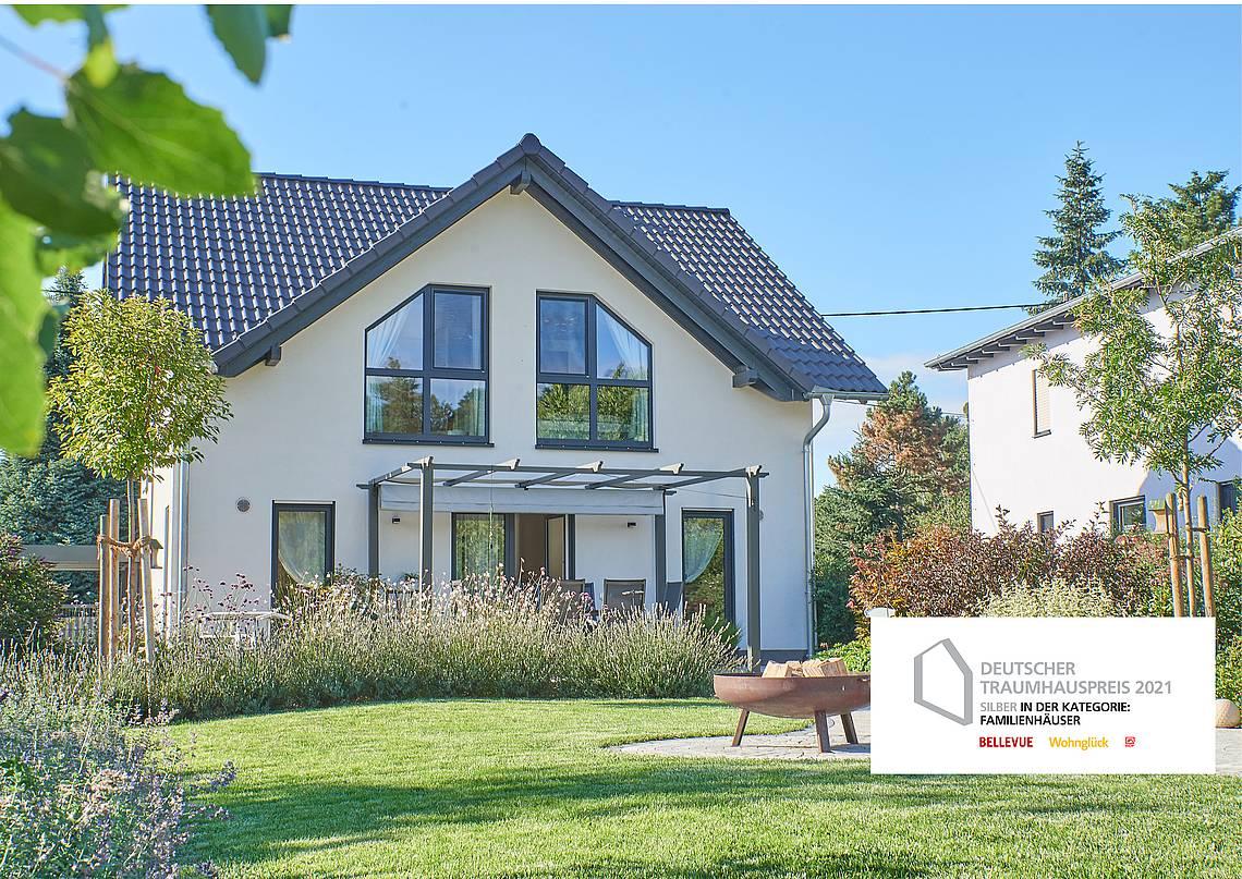 Silber Deutscher Traumhauspreis
