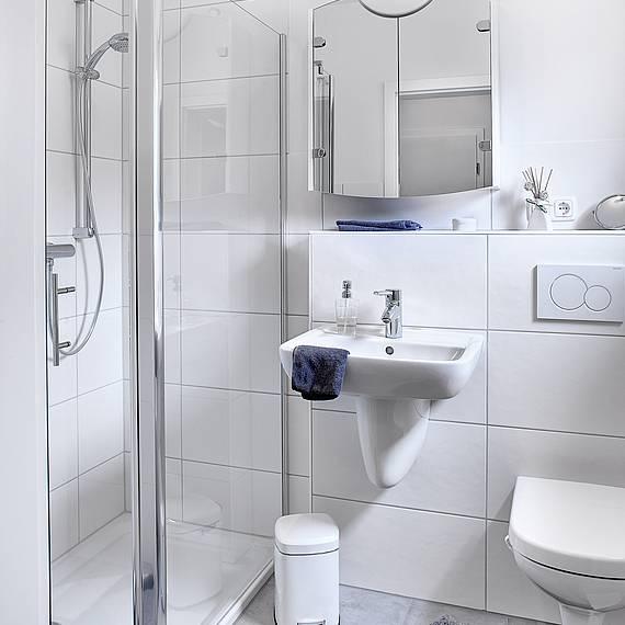 Bauherren Schmitz Gaeste-WC