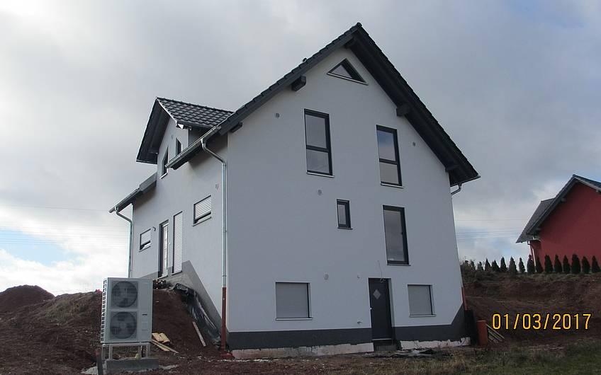 Einfamilienhaus mit Keller