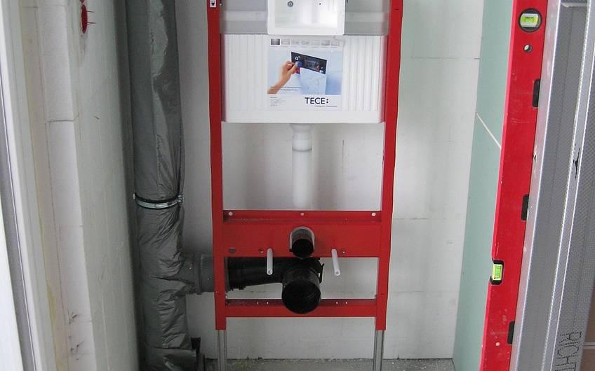 Rohinstallation Sanitär