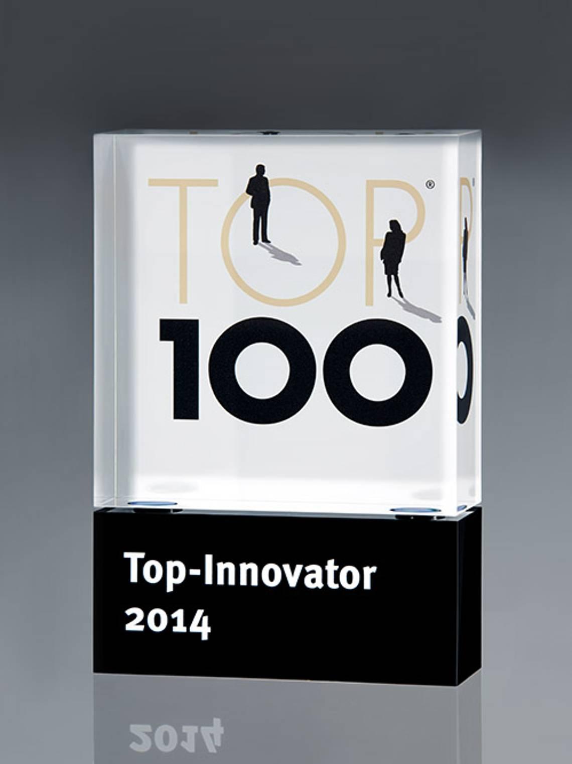 Preis Top-Innovator 2014