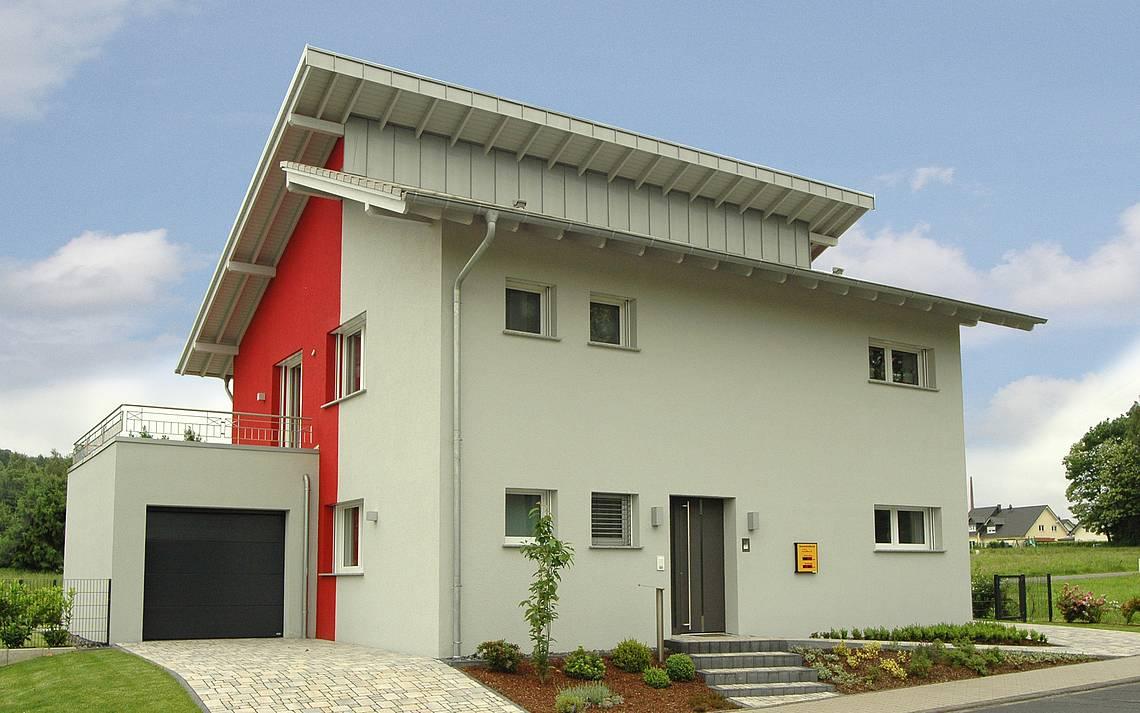 Passivhaus von Kern-Haus in Ransbach-Baumbach