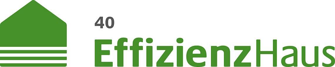 Logo Effizienzhaus 40