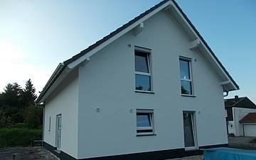 Individuell geplantes Familienhaus Signum von Kern-Haus in Einselthum