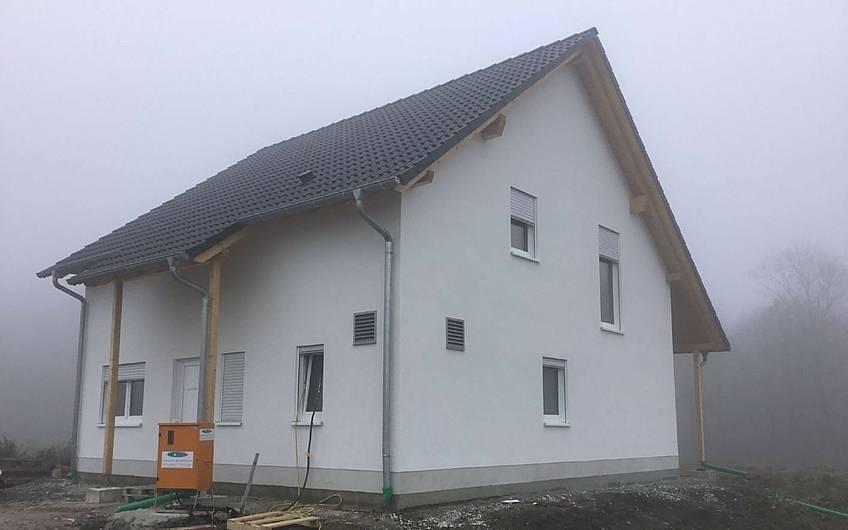 Familienhaus Jano von Kern-Haus in Forchtenberg