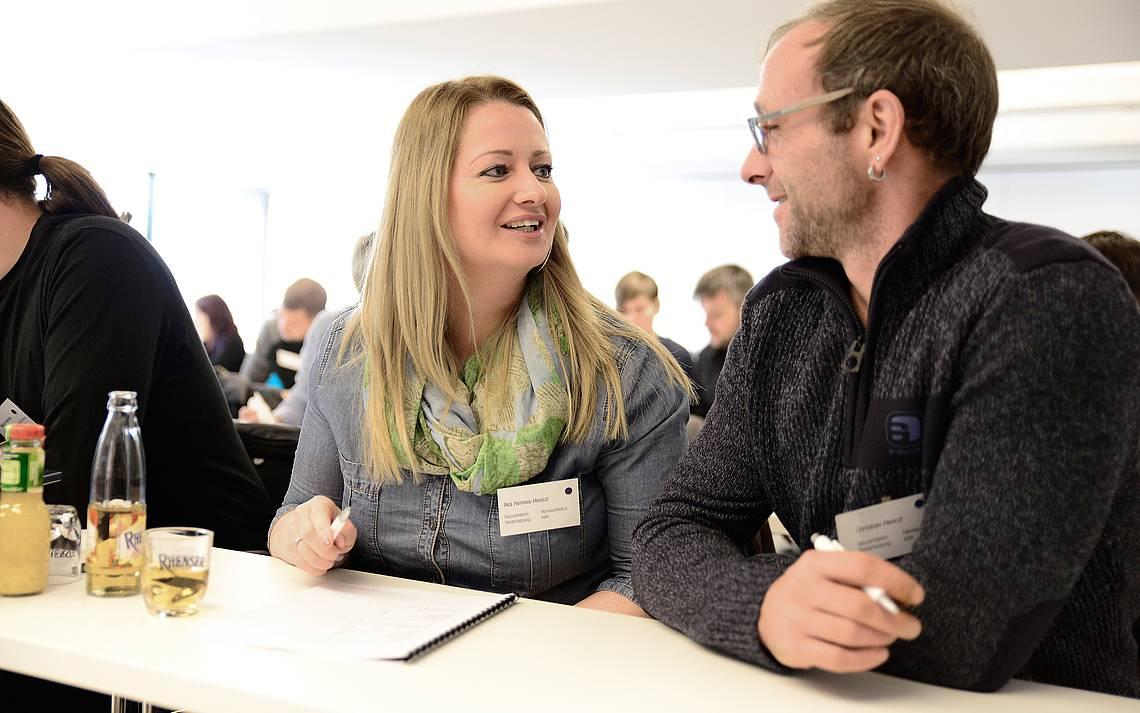 Kundenforum 2014: Kern-Haus-Kunden