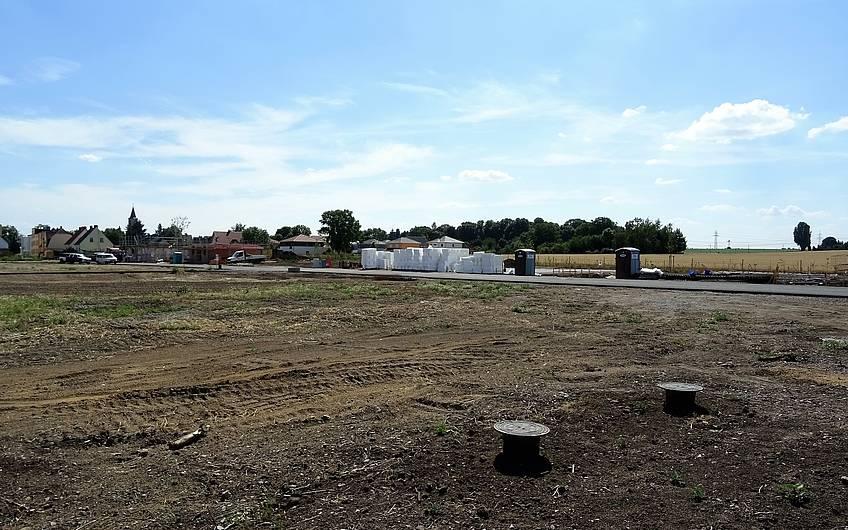 Baugrundstück in Magdeburg-Diesdorf - massiv bauen mit Kern-Haus