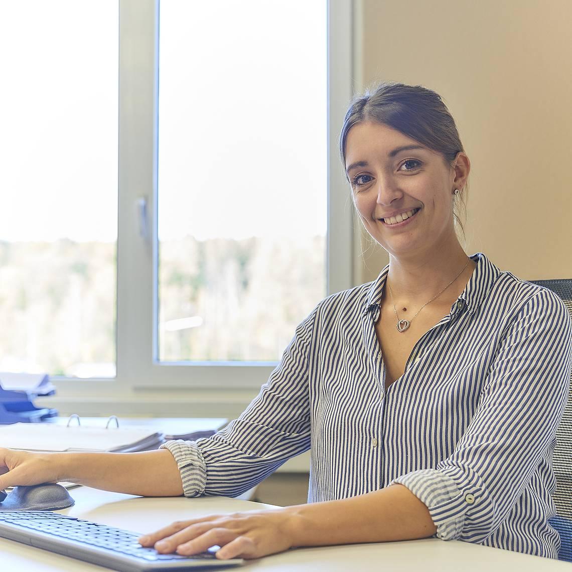 Laura Stein, Architektin der Kern-Haus AG