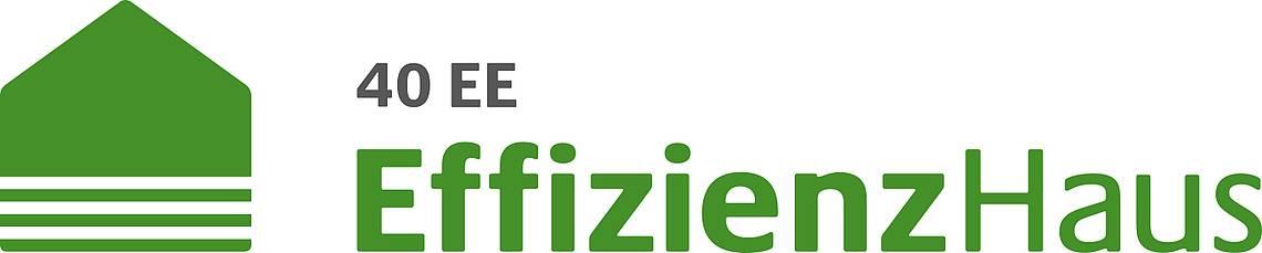 Logo Effizienzhaus 40 EE