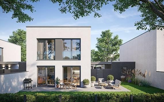 Vicusbogen Haus Vicus Quartier Nörvenich