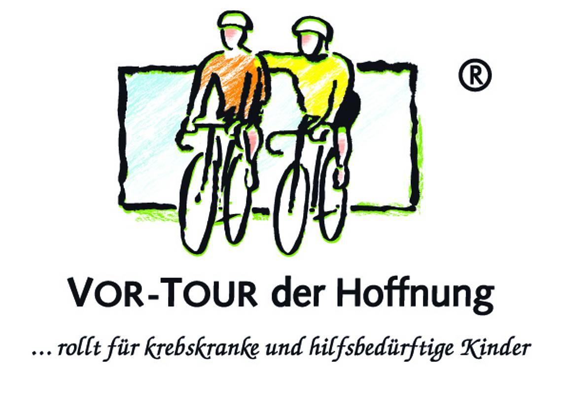 Logo VOR-TOUR der Hoffnung