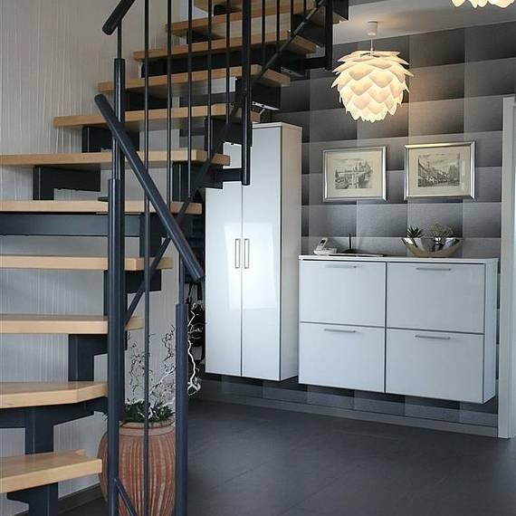 Kern-Haus Beispiel Treppe Soul
