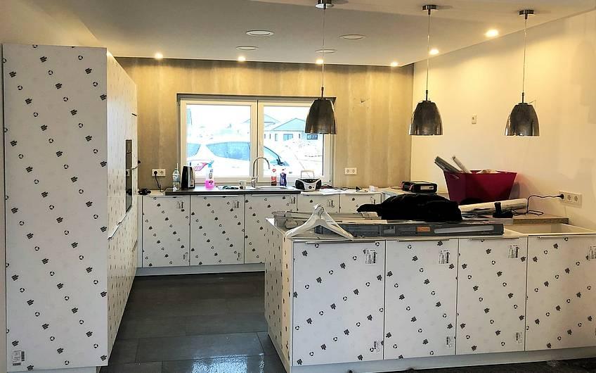 Küche in Kern-Haus Trio in Magdeburg