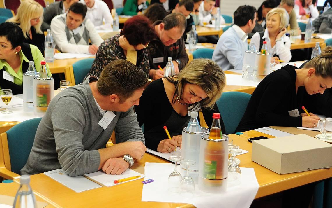 Kundenforum 2011: Kern-Haus-Kunden