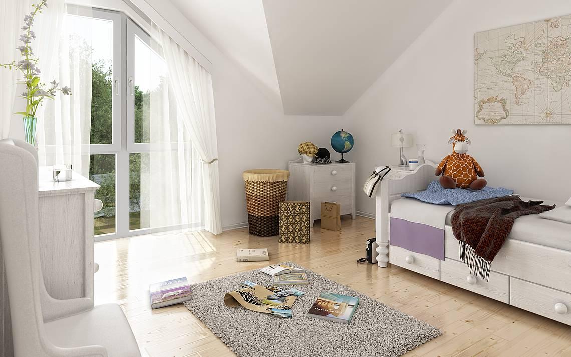 Kern-Haus Familienhaus Komfort Kinderzimmer