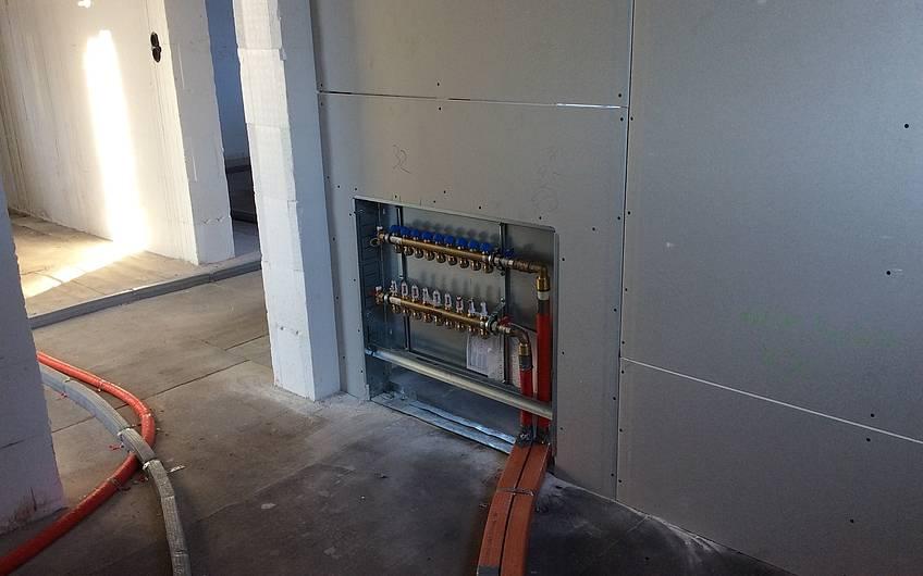 Das Haus Loop Classic wird mit modernster Heiztechnik von Viessmann ausgestattet.