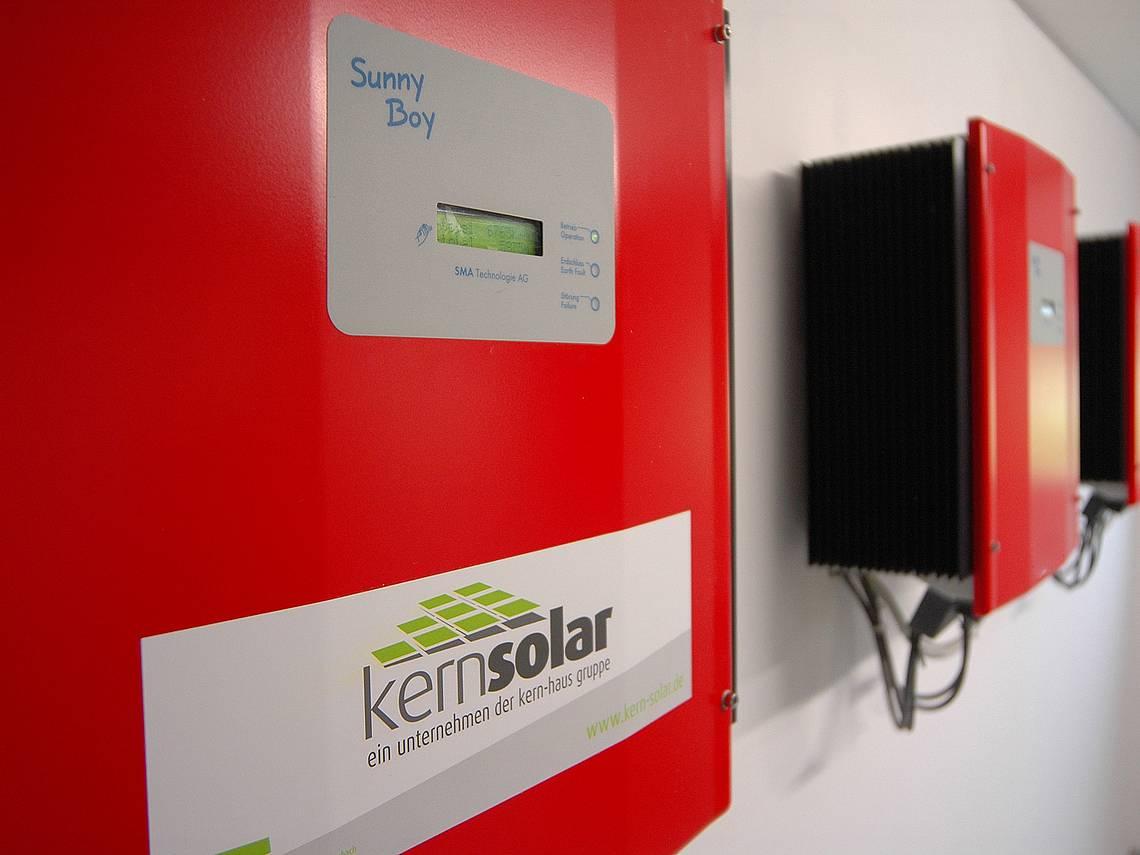 Wechselrichter einer Fotovoltaik-Anlage