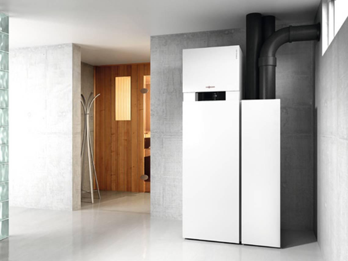 Luft-Wasser-Wärmepumpe von Viessmann