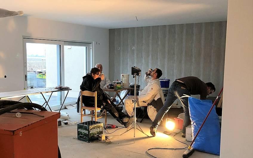Handwerker in Kern-Haus Trio in Magdeburg