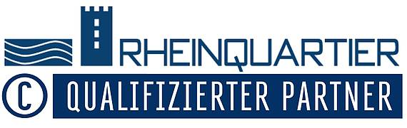 Logo Qualifizierter Partner Rheinquartier