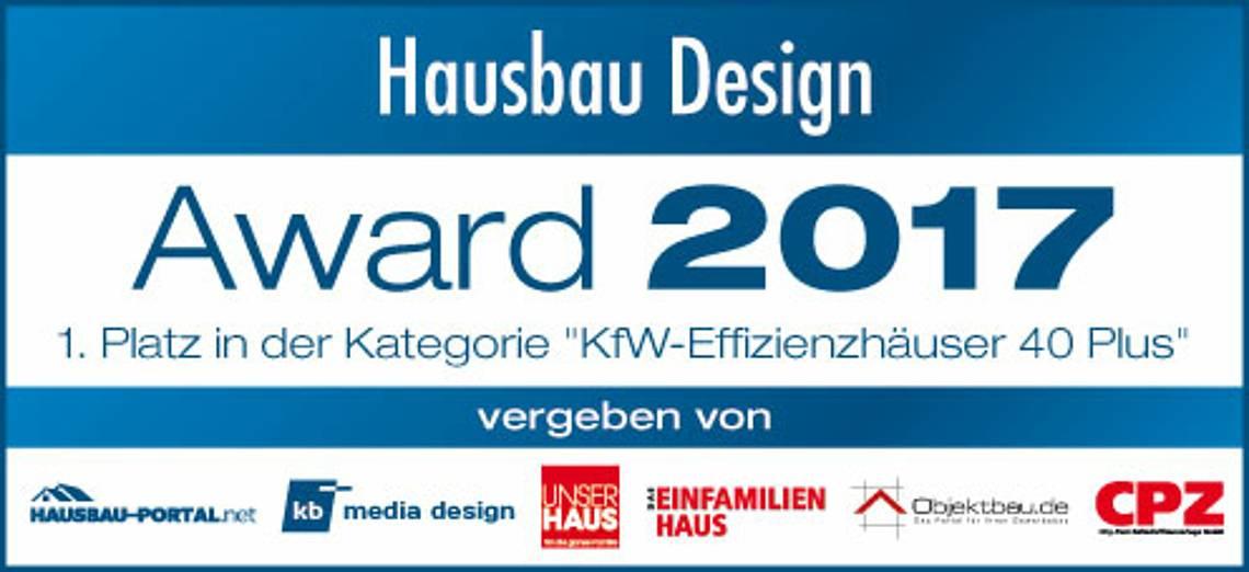 Hausbau Design Award 2017