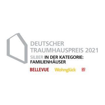 Deutscher Traumhauspreis 2021 Silbermedaille
