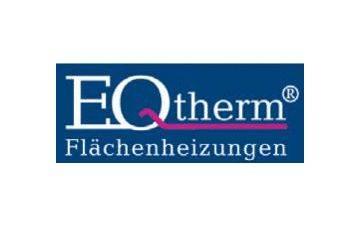 EQTherm Flächenheizungen Markenpartner Logo