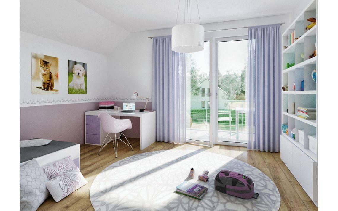 Massivhaus Kern-Haus Maxime Jugendzimmer